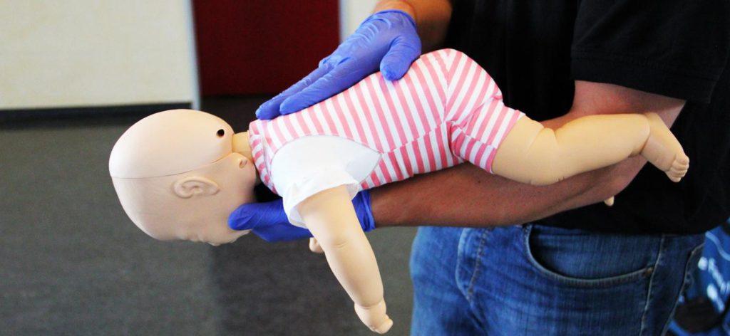 Erste Hilfe Kinder-Kurs