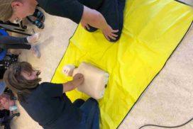 Erste Hilfe Kurs in Remscheid - Herzmassage